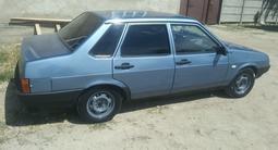 ВАЗ (Lada) 21099 (седан) 1996 года за 780 000 тг. в Тараз – фото 2