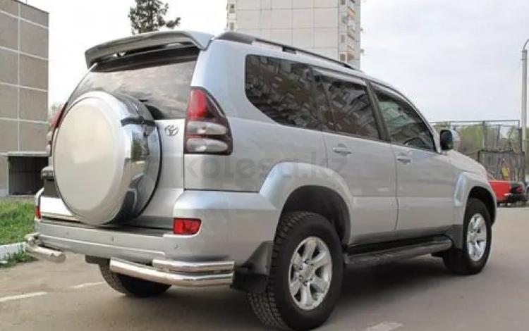 Спойлер Toyota Land Cruiser Prado 120 за 25 000 тг. в Павлодар