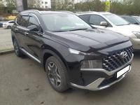 Hyundai Santa Fe 2021 года за 22 600 000 тг. в Нур-Султан (Астана)