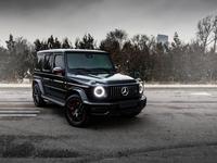 Mercedes-Benz G 63 AMG 2019 года за 105 800 000 тг. в Алматы