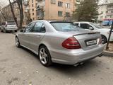 Mercedes-Benz E 55 AMG 2004 года за 8 500 000 тг. в Алматы – фото 3