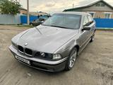 BMW 523 1996 года за 2 650 000 тг. в Петропавловск – фото 4