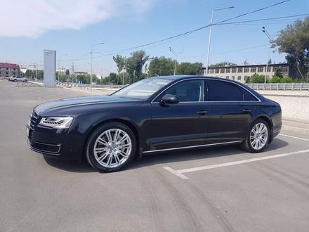 Audi A8 2014 года за 17 700 000 тг. в Алматы – фото 8