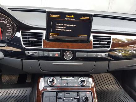 Audi A8 2014 года за 17 700 000 тг. в Алматы – фото 12