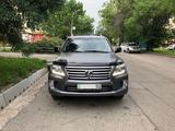 Lexus LX 570 2014 года за 21 000 000 тг. в Алматы – фото 2