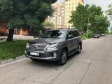 Lexus LX 570 2014 года за 21 000 000 тг. в Алматы – фото 3