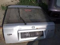 Крышка багажника мазда 323 купэ 94г за 444 тг. в Костанай