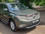 Toyota Highlander 2012 года за 10 700 000 тг. в Караганда