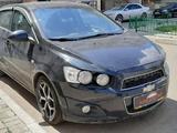 Chevrolet Aveo 2012 года за 3 000 000 тг. в Нур-Султан (Астана) – фото 2