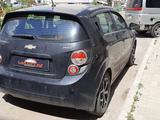 Chevrolet Aveo 2012 года за 3 000 000 тг. в Нур-Султан (Астана) – фото 4