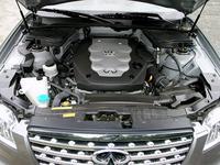 Двигатель Infiniti fx35 (инфинити фх35) за 98 000 тг. в Алматы