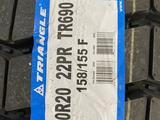 Triangle TR690 12.00r20 22 слойная за 165 000 тг. в Актобе