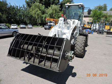 XCMG  продам фронтальный погрузчик 1,2куб 2,5тон двигатель 76kw/105лс рез16/70/20 2019 года за 6 700 000 тг. в Тараз – фото 24