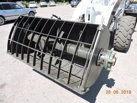XCMG  продам фронтальный погрузчик 1,2куб 2,5тон двигатель 76kw/105лс рез16/70/20 2019 года за 6 700 000 тг. в Тараз – фото 25