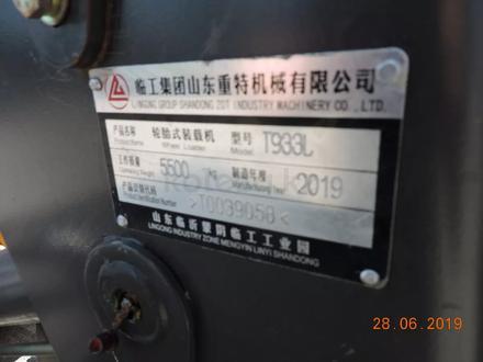 XCMG  продам фронтальный погрузчик 1,2куб 2,5тон двигатель 76kw/105лс рез16/70/20 2019 года за 6 700 000 тг. в Тараз – фото 4