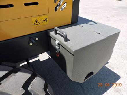 XCMG  продам фронтальный погрузчик 1,2куб 2,5тон двигатель 76kw/105лс рез16/70/20 2019 года за 6 700 000 тг. в Тараз – фото 56