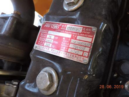 XCMG  продам фронтальный погрузчик 1,2куб 2,5тон двигатель 76kw/105лс рез16/70/20 2019 года за 6 700 000 тг. в Тараз – фото 61