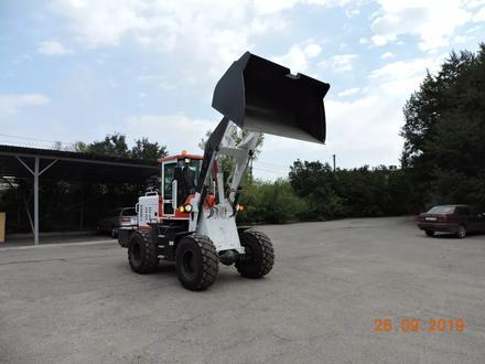 XCMG  продам фронтальный погрузчик 1,2куб 2,5тон двигатель 76kw/105лс рез16/70/20 2019 года за 6 700 000 тг. в Тараз – фото 69