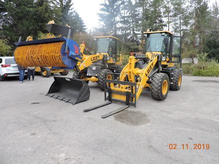 XCMG  продам фронтальный погрузчик 1,2куб 2,5тон двигатель 76kw/105лс рез16/70/20 2019 года за 6 700 000 тг. в Тараз – фото 82
