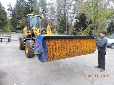 XCMG  продам фронтальный погрузчик 1,2куб 2,5тон двигатель 76kw/105лс рез16/70/20 2019 года за 6 700 000 тг. в Тараз – фото 84
