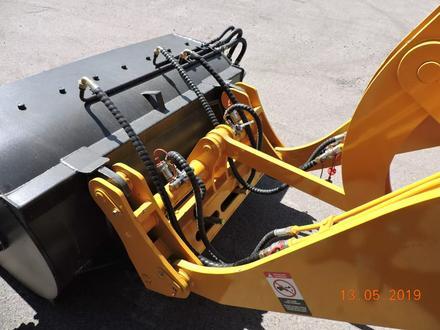 XCMG  продам фронтальный погрузчик 1,2куб 2,5тон двигатель 76kw/105лс рез16/70/20 2019 года за 6 700 000 тг. в Тараз – фото 21