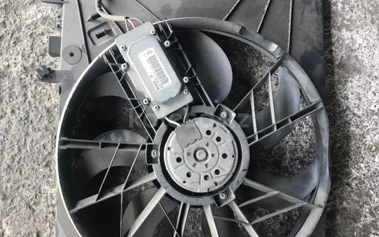 Вентилятор охлаждения на Volvo s60, с диффузором и эл. Блоком за 45 000 тг. в Алматы