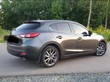 Mazda 3 2015 года за 8 300 000 тг. в Алматы – фото 3