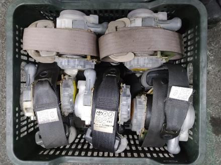 Оригинальные ремни безопасности на Toyota RAV 4 за 12 000 тг. в Алматы – фото 3