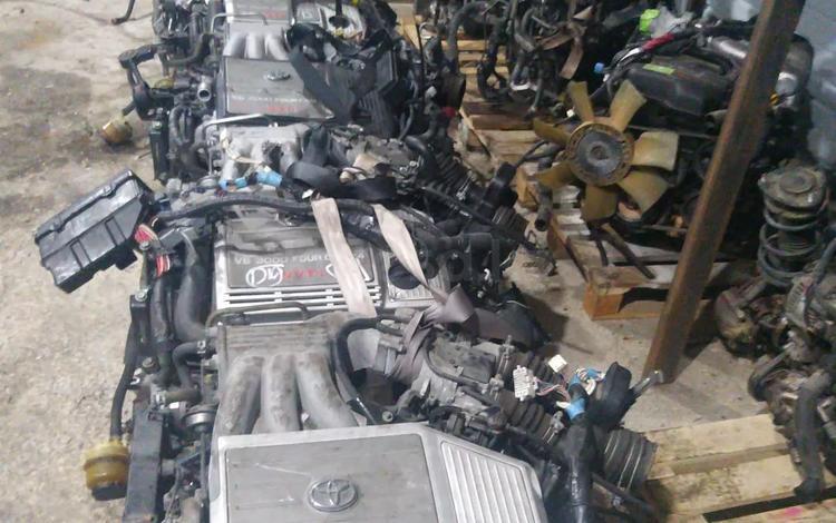 Двигатель 1mz-fe 2wd 4wd привозной Japan за 12 000 тг. в Шымкент