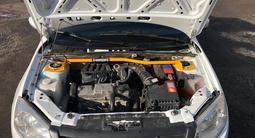 ВАЗ (Lada) Granta 2190 (седан) 2012 года за 2 350 000 тг. в Караганда – фото 3