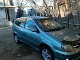 Nissan Almera Tino 2001 года за 2 600 000 тг. в Жезказган – фото 5