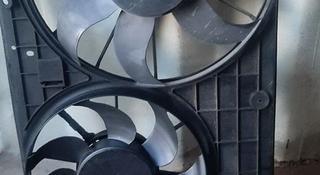Вентилятор охлаждения Фольксваген Пассат в6 за 45 000 тг. в Алматы