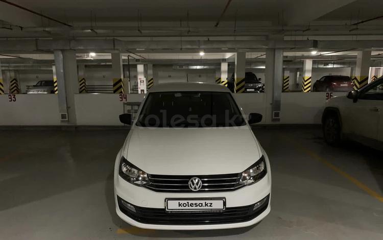 Volkswagen Polo 2019 года за 5 600 000 тг. в Нур-Султан (Астана)