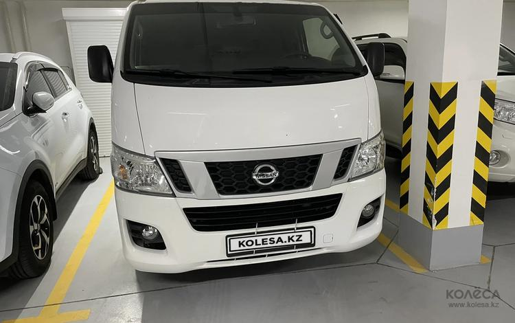 Nissan Urvan 2014 года за 11 500 000 тг. в Алматы