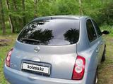 Nissan Micra 2003 года за 1 950 000 тг. в Караганда – фото 4