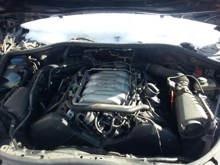 Коса на двигатель Туарег 4.2 AXQ проводка на двигателя, ЭБУ… за 50 000 тг. в Алматы