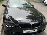 BMW 630 2006 года за 6 500 000 тг. в Алматы – фото 3