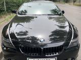 BMW 630 2006 года за 6 500 000 тг. в Алматы – фото 4