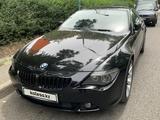 BMW 630 2006 года за 6 500 000 тг. в Алматы – фото 5