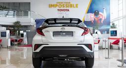 Toyota C-HR Hot 2021 года за 16 210 000 тг. в Алматы – фото 3