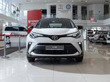 Toyota C-HR Hot 2021 года за 16 210 000 тг. в Алматы – фото 2