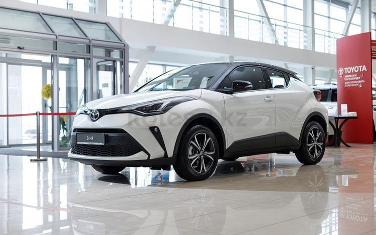 Toyota C-HR Hot 2021 года за 16 210 000 тг. в Алматы