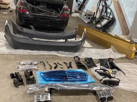 Рестайлинг Mercedes S-class s63amg (w221) за 850 000 тг. в Алматы