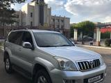 Toyota Land Cruiser Prado 2005 года за 6 990 000 тг. в Нур-Султан (Астана) – фото 2