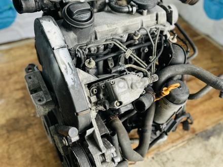 Контрактный двигатель Volkswagen Golf 4 объём 1.9 tdi ALH. Из… за 190 220 тг. в Нур-Султан (Астана) – фото 2