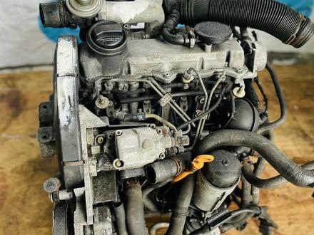 Контрактный двигатель Volkswagen Golf 4 объём 1.9 tdi ALH. Из… за 190 220 тг. в Нур-Султан (Астана) – фото 3