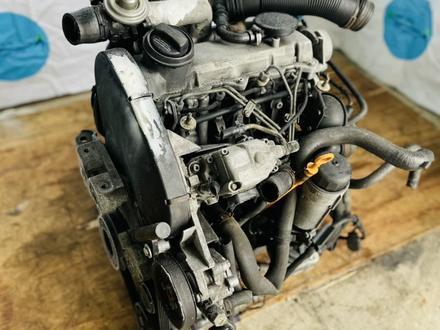 Контрактный двигатель Volkswagen Golf 4 объём 1.9 tdi ALH. Из… за 190 220 тг. в Нур-Султан (Астана) – фото 4