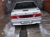 ВАЗ (Lada) 2115 (седан) 2004 года за 1 100 000 тг. в Жаркент – фото 4