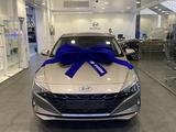 Hyundai Elantra 2021 года за 10 400 000 тг. в Нур-Султан (Астана) – фото 2