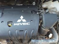 Двигатель2.4об 4 в12 митсубиши оутландер, контрактной Япония за 10 000 тг. в Алматы